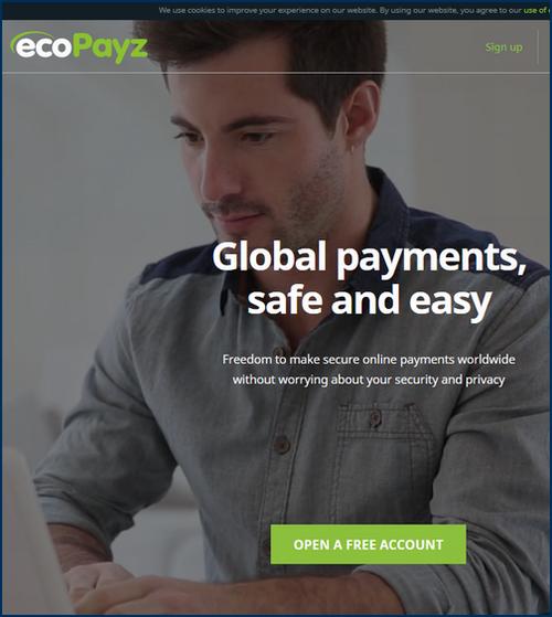 エコペイズ(ecoPayz)出金・入金の手順