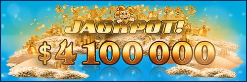2017年11月1日、ついに出ました!! ベラジョン史上最高4億円越えのジャックポット!